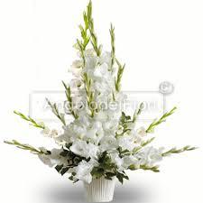 Composizione con fiori bianchi per funerale. Prezzo Composizione Di Fiori Bianchi Per Matrimonio