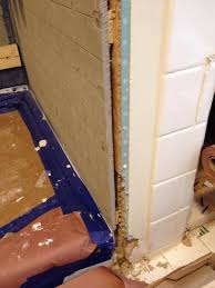 transition hardiboard to drywall outside corner of shower alcove doityourself com community forums