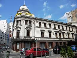 Hotel Edgar Quinet Filehotel Capsa Bucuresti Sect 1 Calea Victoriei Colt Cu Str
