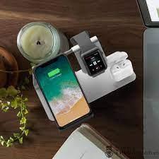 Mua Đế Sạc Không Dây 3in1 cho Apple Watch, iPhone & Aripods