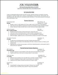 Clinical Officer Sample Resume Simple General Resume Objective Examples From General Resume Templates
