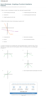 quiz worksheet graphing a functions qualitative features on graphs of motion print draw graph based
