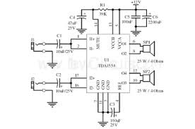 extreme circuits s electrical engineering blog eeweb community 22w stereo audio amplifier circuit diagram