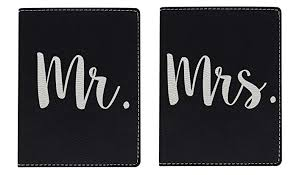 honeymoon travel gifts mr mrs newlywed pport holder travel honeymoon gifts for bride and groom