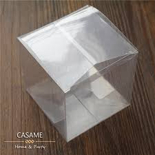 Online Buy Wholesale Clear Favor Boxes From China Clear Favor