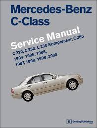 mercedes benz c class w202 repair information 1994 2000 mercedes benz c class w202 service manual 1994 1995 1996 1997 1998 1999 2000