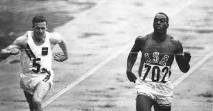 Bob 'the Bullet' Hayes runs the fastest time recorded... to this day