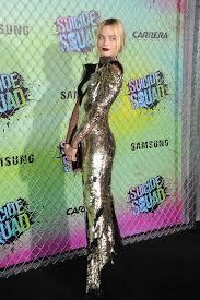 Margot Robbie in Alexander McQueen Fall 2016 Follow that Dress