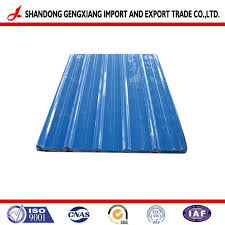 china galvanized corrugated steel color metal panels claddings roof wall sheets plate galvalume fence panel for