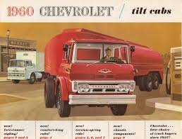 Tilt Cab 1960   Brochure from my forty year collection.   JOHN ...