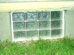 rochester glass block glass block basement windows cost blocks house interiors window how much does installation