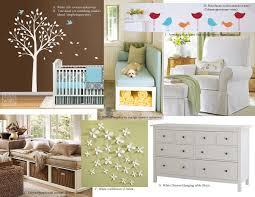 early nursery design ideas