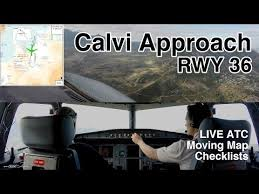 Airbus Circling Approach Calvi By Captain Joe Youtube