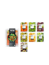 Farm <b>Skin Superfood Salad</b> Facial Sheet Mask Set (Carrot)   Central ...