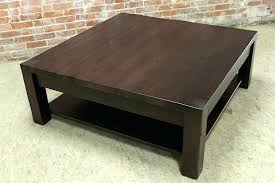 espresso coffee tables reclaimed pine parsons table espresso coffee and end table set round espresso coffee end tables