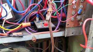 trane voyager troubleshooting youtube trane voyager schematics at Trane Ycd 060 Wiring Diagram