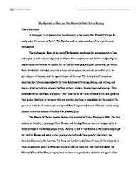 plato s republic and the wizard of oz university historical and  page 1 zoom in