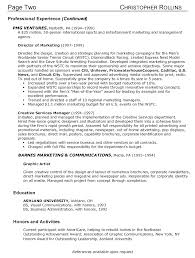 supervisor resume objective example Account Supervisor Resume christopher  rollins