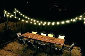 best outdoor string lights exotic led of patio for decorating globe best outdoor string lights