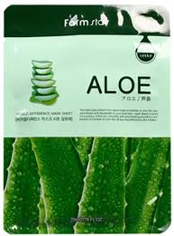 <b>Farmstay Visible Difference</b> Sheet Mask Aloe ingredients (Explained)