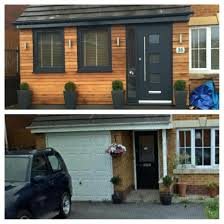 converting garage into office. Convert Garage Into Office Uk Front Door And Sidelight Converting Detached