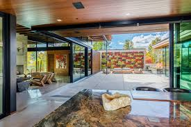 collaboration creates beautiful denver modern home