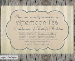 high tea invitation template party idees high tea high tea invitation template