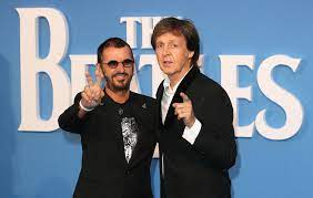 Ringo Starr discusses performing with ...