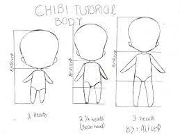 anime chibi drawing tutorial. Perfect Drawing Chibi Tutorial Body Text How To Draw MangaAnime Intended Anime Drawing A