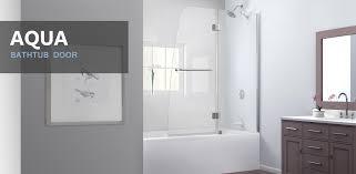 shower doors and hinged frameless doors dreamline showers