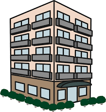 Apartment Building Icons Png Free Png And Icons Downloads