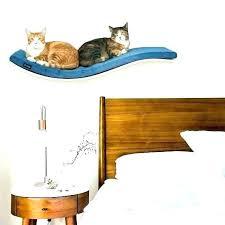 wall mounted cat furniture wall mounted cat furniture wall mounted cat shelves shelf floating pet furniture