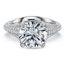 Precision Set Extraordinary Collection Pave Diamond Crossover
