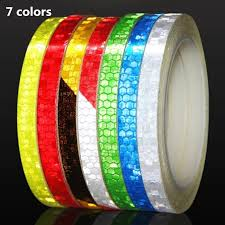 <b>Reflective Tape Fluorescent MTB</b> Bike Bicycle Cycling MTB ...