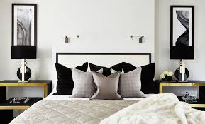 Timeless bedroom furniture Full Wood 35 Timeless Black And White Bedrooms That Know How To Stand Out Cool Bedroom Furniture Architecture Art Designs 35 Timeless Black And White Bedrooms That Know How To Stand Out Cool