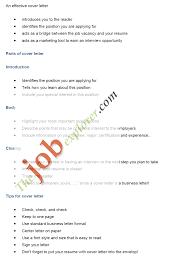 Job Application Resume Cover Letter Sample Job Cover Letters Job Application Letter