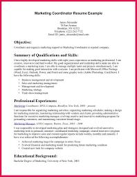 Marketing Coordinator Job Description Examples Virtren Com