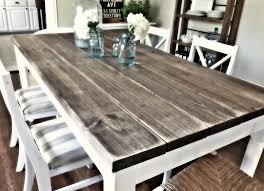 Table Rustic Kitchen Table Whitewash Kitchen Table Wayfair