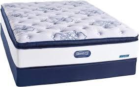beautyrest pillow. Beautyrest Glencoe Pillow Top Medium Firm Queen Mattress