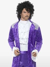 80u0027s Purple Musician