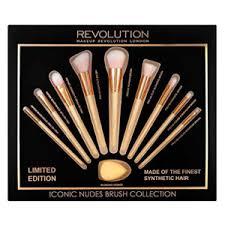 Набор <b>кистей для</b> макияжа <b>Makeup revolution</b> Iconic nudes <b>brush</b> ...