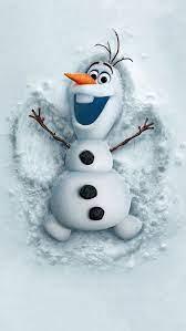 Frozen Olaf Phone Wallpaper - Frozen ...