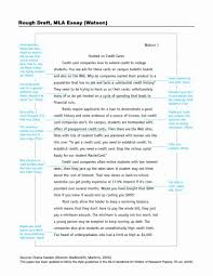 Essays Mla Style Say Example Format Everything You Need To Know Here