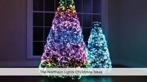 Youtube How To Fix Christmas Lights The Northern Lights Christmas Trees