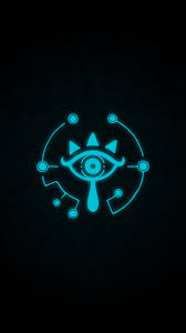 Breath of the Wild Sheikah symbol ...