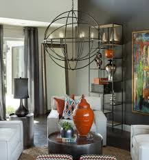 foyer 799 00 large halo orb chandelier i o metro i o metro furniture art