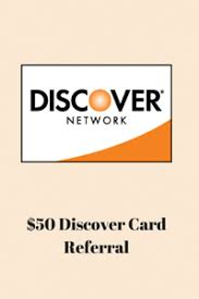 We will contact the healthcare provider you suggest to discuss the benefits of offering carecredit healthcare financing to patients. Free 50 Bonus Cash For New Discover Credit Card Members Via Refer A Friend Ebay