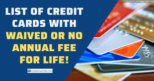 citibank credit card annual fee