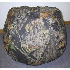 mossy oak new breakup camouflage bean bag chair cbe heated cooled chair