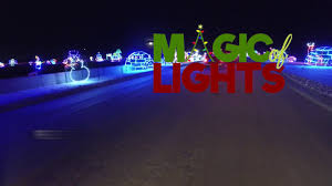 Magic Lights Pnc Magic Of Lights In New Jersey Now Thru December 30th